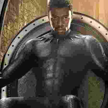 Pantera Negra - Divulgação/Marvel Studios