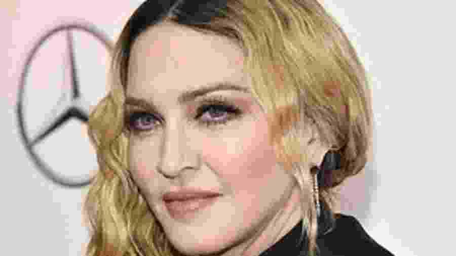 Madonna esteve em manifestação antirracista em Londres - Mike Coppola/Getty Images