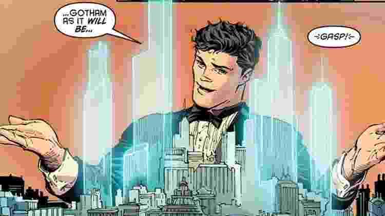 Reprodução/greentearobot/DC Comics