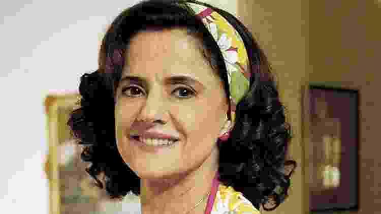 """Dona Nenê, personagem do seriado """"A Grande Família"""", interpretada pela atriz Marieta Severo.  - Fabrício Mota/Divulgação/TV Globo  - Fabrício Mota/Divulgação/TV Globo"""