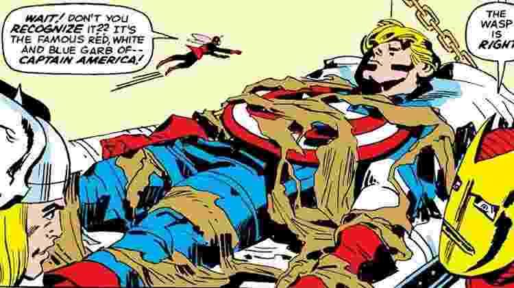 Reprodução/The Avengers #4/Marvel Comics