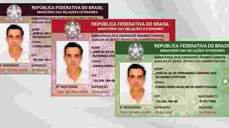 Divulgação/Ministério das Relações Exteriores