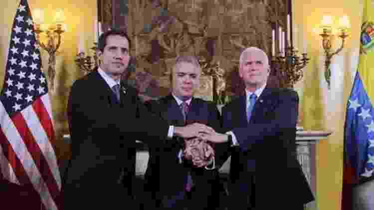 O venezuelano  - MINISTÉRIO DAS RELAÇÕES EXTERIORES DA COLÔMBIA - MINISTÉRIO DAS RELAÇÕES EXTERIORES DA COLÔMBIA