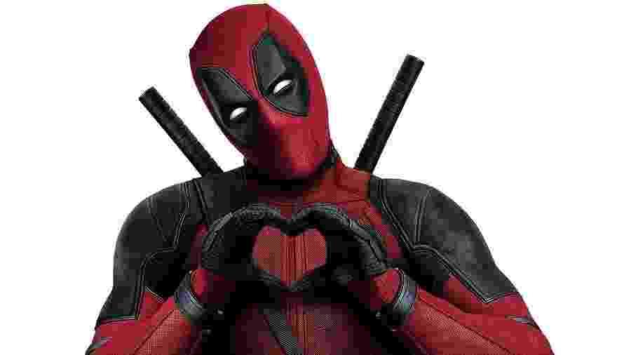 O mercenário Deadpool, vivido por Ryan Reynolds nos filmes - Reprodução/20th Century Fox