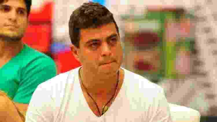 Dhomini - Reprodução/TV Globo