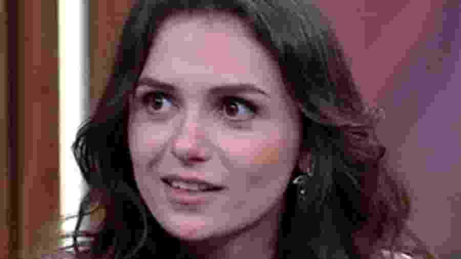 Monica Iozzi foi uma das apresentadoras do programa -  Reprodução/TV Globo