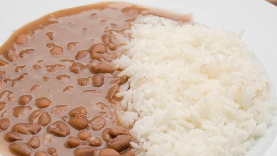 Feijão com arroz - Reprodução/GastronoMidia