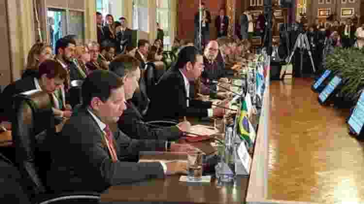 O Grupo de Lima  - MINISTÉRIO DAS RELAÇÕES EXTERIORES DA COLÔMBIA - MINISTÉRIO DAS RELAÇÕES EXTERIORES DA COLÔMBIA