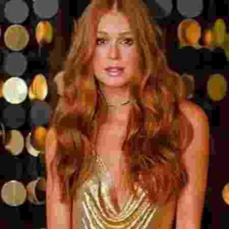 Cabelo ruivo de Marina Ruy Barbosa é marca registrada da atriz - Reprodução/Instagram