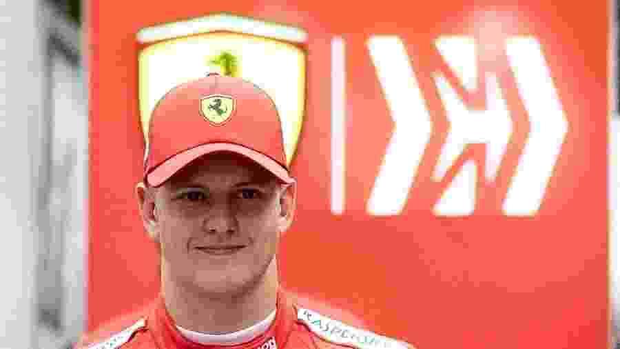 Mick Schumacher (Fórmula 1) - Reprodução/Fox Sports Ásia