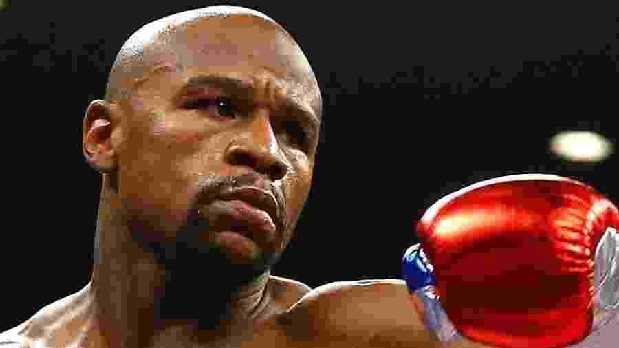 Floyd Mayweather Jr. (boxe) -  Reprodução/YouTube