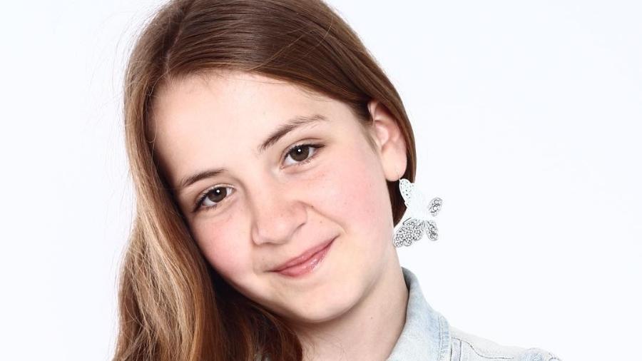 Ebba Åkerlund, 11 anos, morreu no dia 7 de abril de 2017, quando foi atropelada por um caminhão na Suécia  - Instagram/stiftelsenebbasanglar