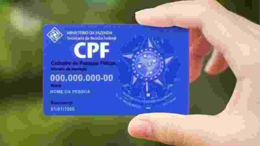 MPF e Receita Federal firmaram acordo para a emissão gratuita do CPF em todo o estado de São Paulo - Reprodução/Olhar Digital
