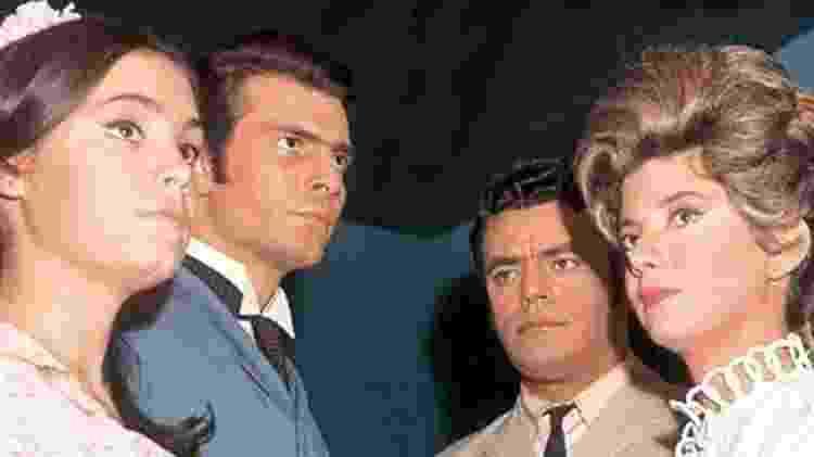 Reprodução/Revista 7 Dias na TV 5.jul.1965
