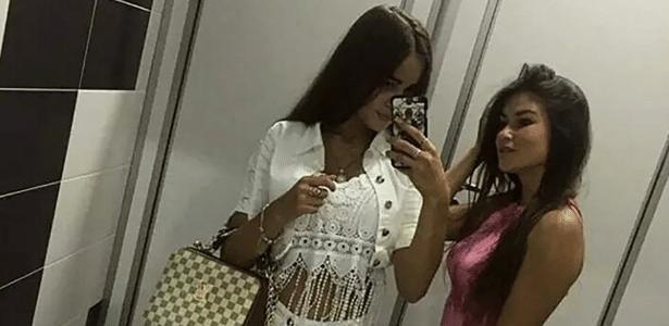 Meninas morreram em acidente e carro enquanto transmitiam tudo ao vivo
