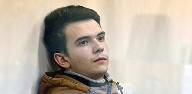 """O russo Philipp Budeikin, criador do jogo """"Baleia Azul"""""""