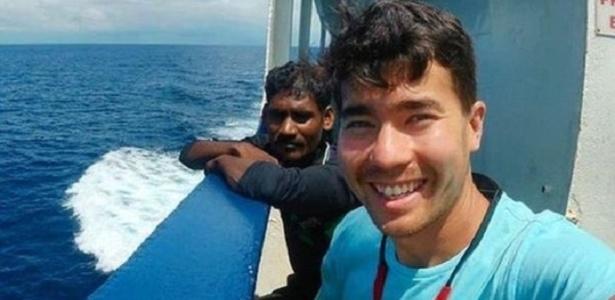 Pescadores que levaram Chau para a ilha contaram que membros da tribo abandonaram o corpo na praia