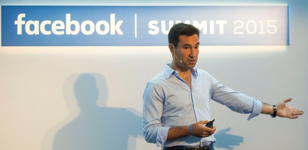 Diego Dzodan, vice-presidente do Facebook no Brasil - Reprodução/Facebook