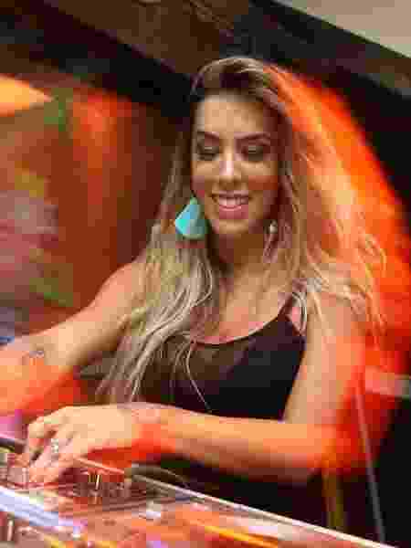 DJ Larissa Lahw - Marco Antônio Teixeira/UOL - Marco Antônio Teixeira/UOL