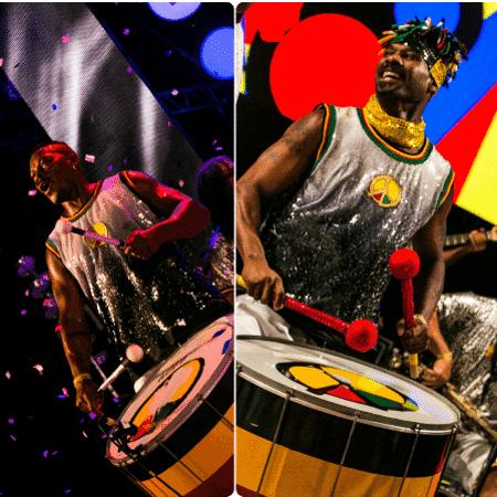 Olodum abre os ensaios de Carnaval - Divulgação