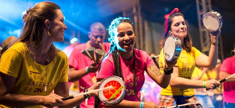 Bangalafumenga antecipa o Carnaval de São Paulo - Marcos Credie/Divulgação