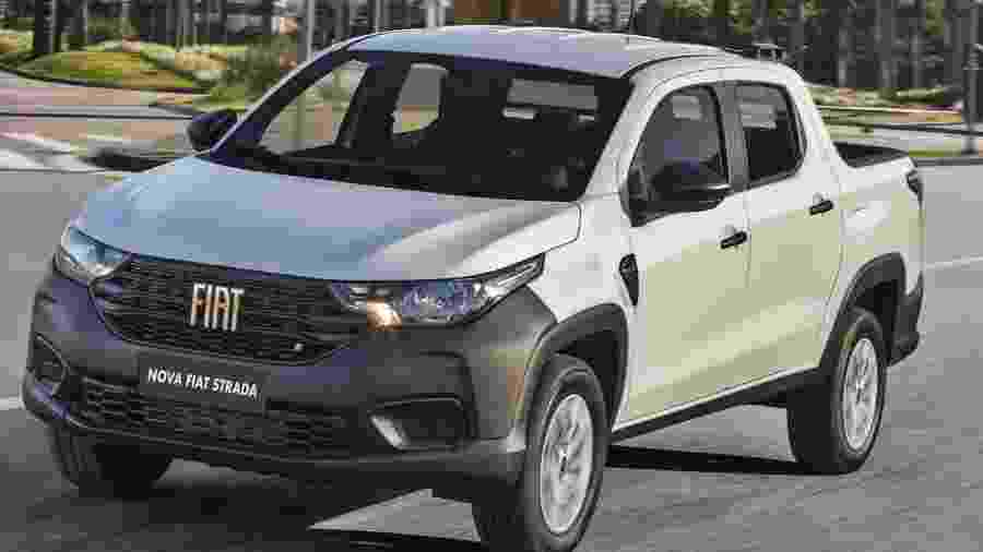 Nova Fiat Strada vende um quinto do volume de 2020 em apenas 10 dias -