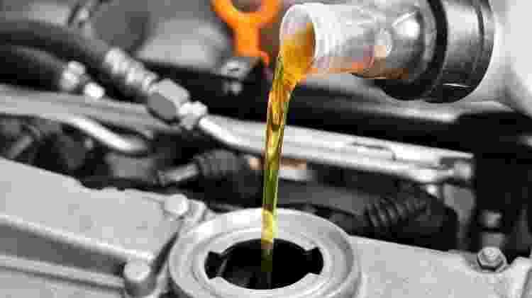 10 armadilhas na hora de trocar o óleo do motor - Reprodução - Reprodução