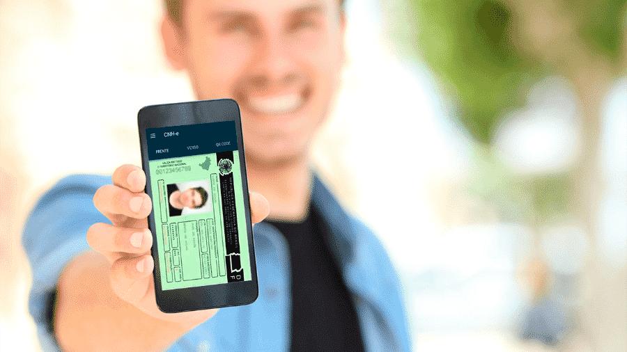 Saiba como gerar a sua CNH Digital no smartphone ou tablet -