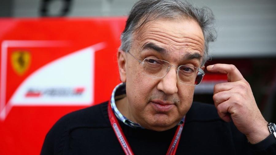 Ferrari elétrica não é prioridade, afirma Sergio Marchionne - false