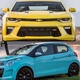 Homens preferem os carros amarelos, mulheres os verde-água, diz pesquisa - Divulgação