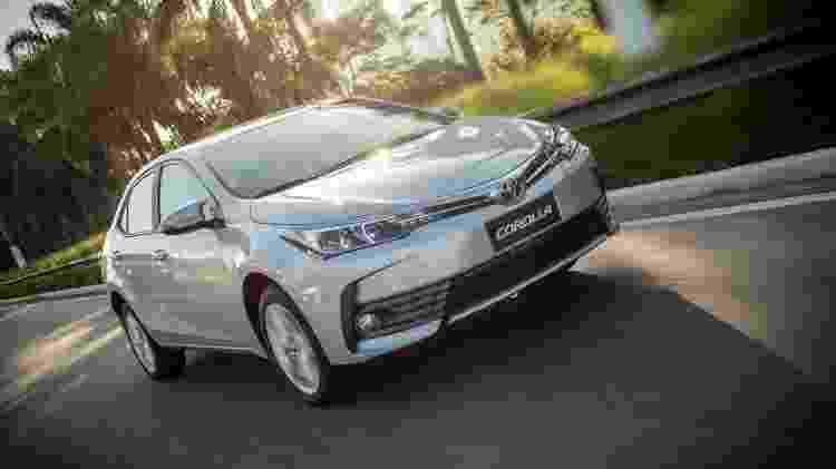 Toyota Corolla XEi chegou a ter desconto de R$ 10 mil para clientes PCD -