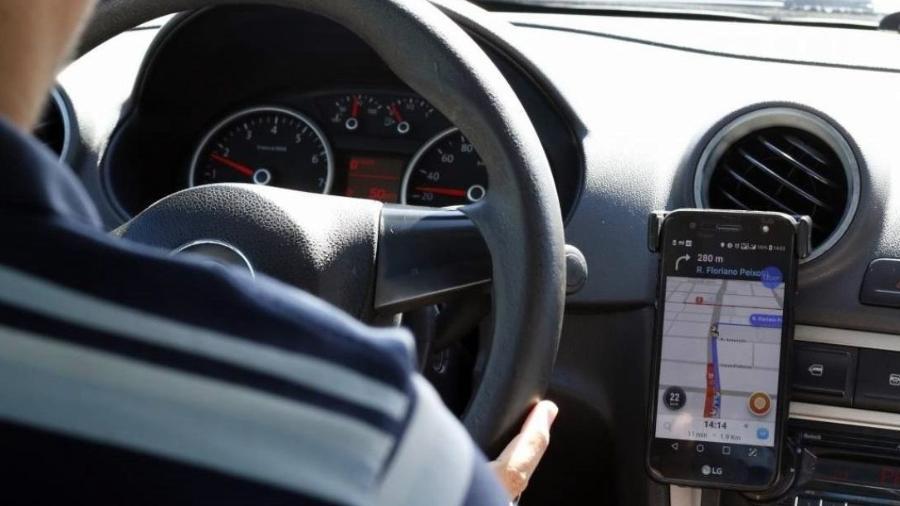 Taxa de cancelamento leva em conta distância percorrida pelo motorista e tempo -