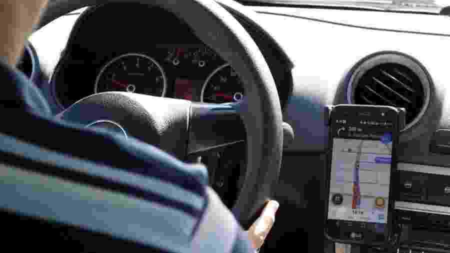 Motorista teve na Justiça vínculo empregatício reconhecido com a Uber -