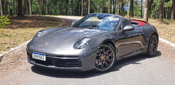 Carros | Análise: Se for para andar de carro conversível no Brasil, que seja um Porsche 911