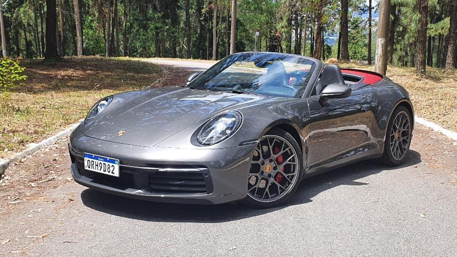 Porsche 911 Carrera S Cabriolet  - Rafaela Borges/UOL