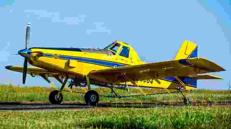 Air Tractor - Divulgação/Air Tractor - Divulgação/Air Tractor