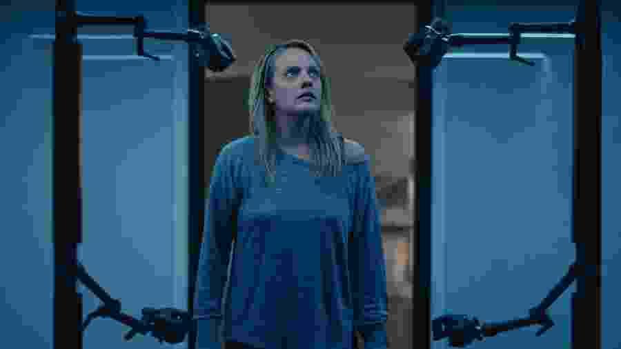 Elisabeth Moss em O Homem Invisível - Universal/Divulgação