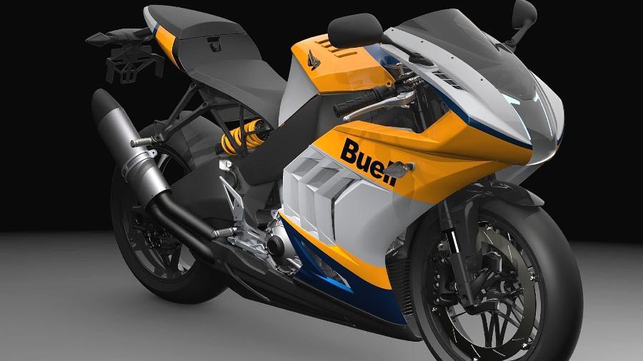 Além da esportiva 1190 RX, deverão ser lançados modelos aventureiros e até motos elétricas  - Divulgação