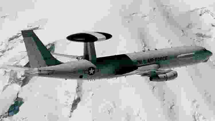 E-3 Sentry - Boeing - Boeing