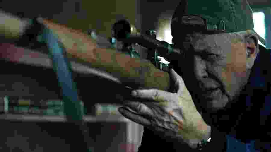 """Tom Berenger em """"O Atirador: O Fim de Um Assassino"""" - Sony"""