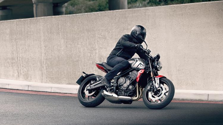 Triumph Trident 660 2021 - Conheça a nova moto de entrada