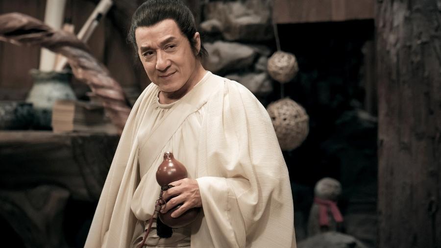 """Jackie Chan em """"Conto do Caçador de Sombras"""" - Synapse Distribution"""