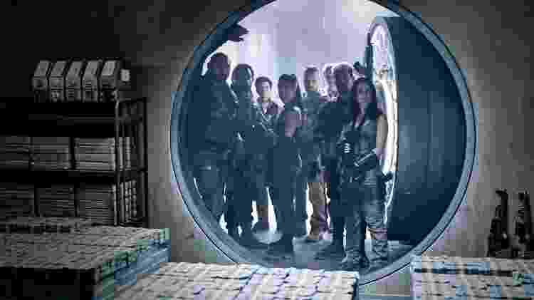 army turma - Netflix - Netflix