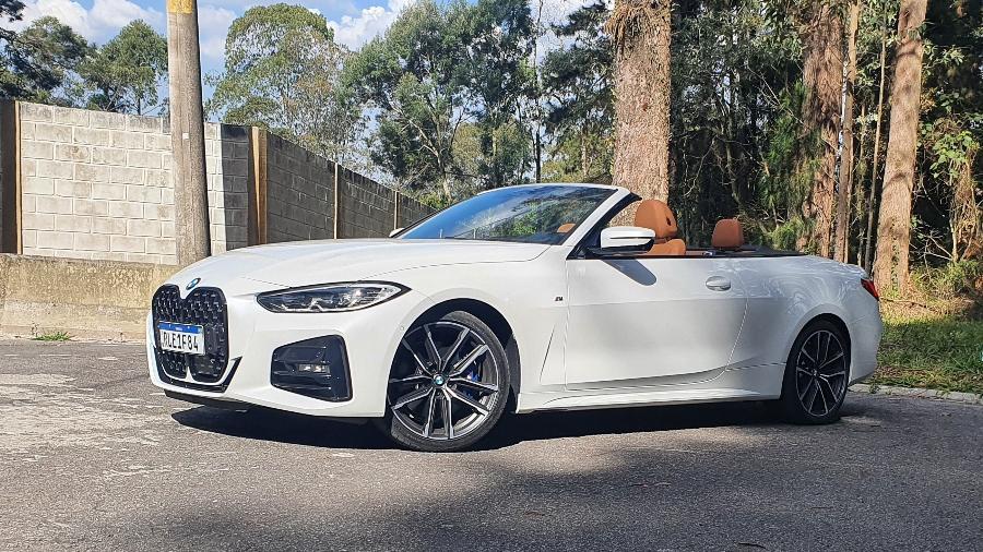 BMW 430i - Rafaela Borges/UOL