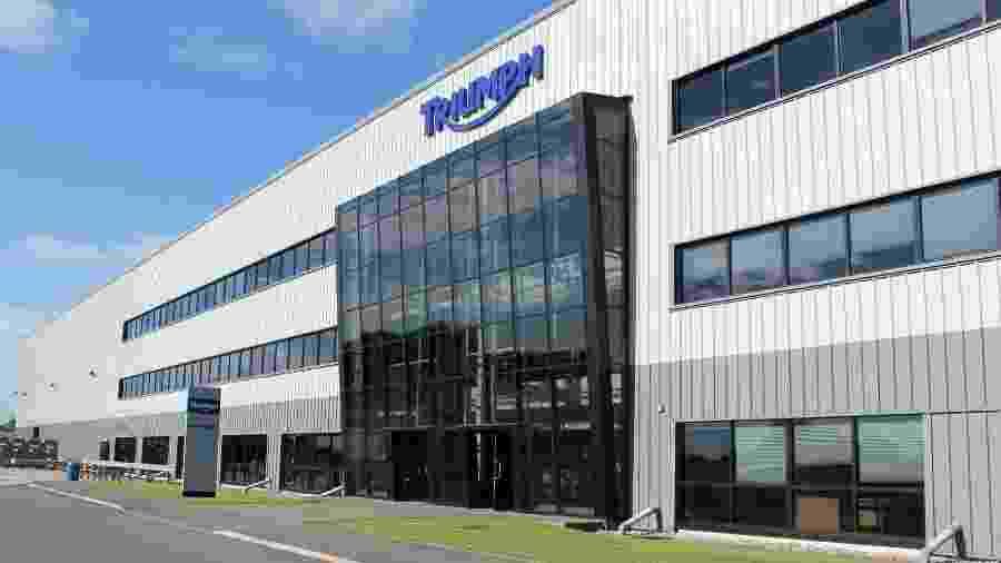 Mais da metade das demissões deve acontecer na matriz e na fábrica, localizadas em Hinckley, na Inglaterra  - Arthur Caldeira/Infomoto