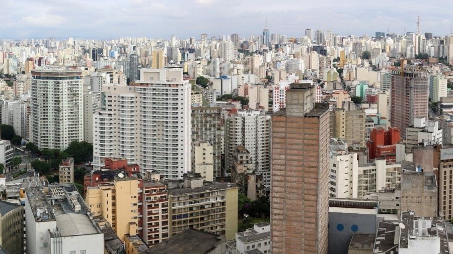 Cidade de São Paulo - Pixabay