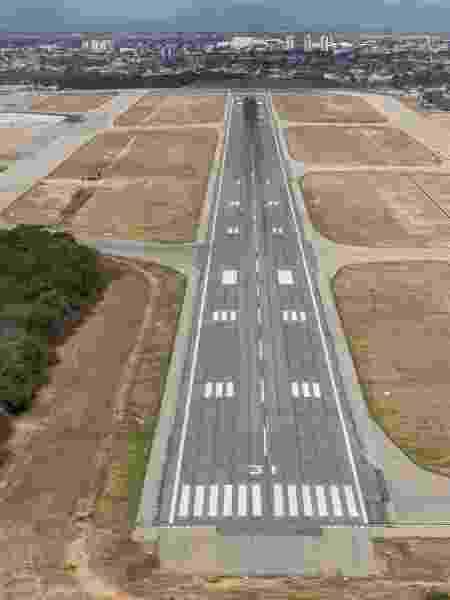 Aeroporto Fortaleza - Divulgação/Infraero - Divulgação/Infraero