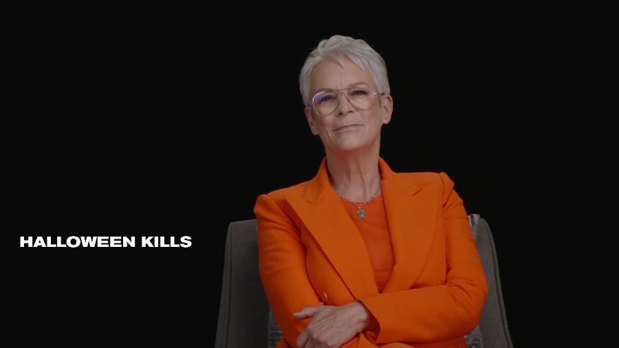 "Jamie Lee Curtis conversa com SPLASH sobre ""Halloween Kills"" - Universal"