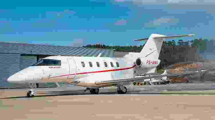 PS-AMA - Divulgação/Amaro Aviation - Divulgação/Amaro Aviation