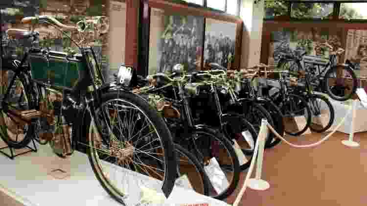 National Motorcycle Museum - Arthur Caldeira/Infomoto - Arthur Caldeira/Infomoto